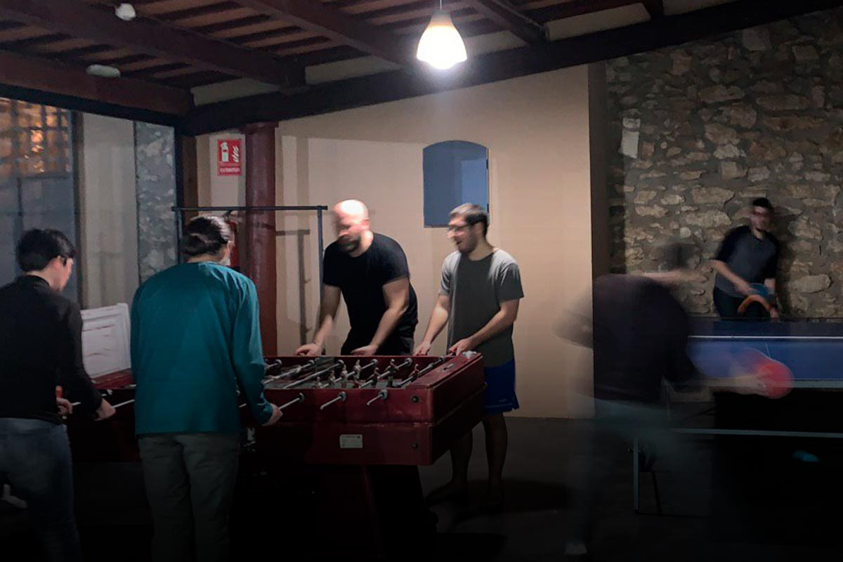 Teambuilding Futbolin Blog wearebab 1200x480
