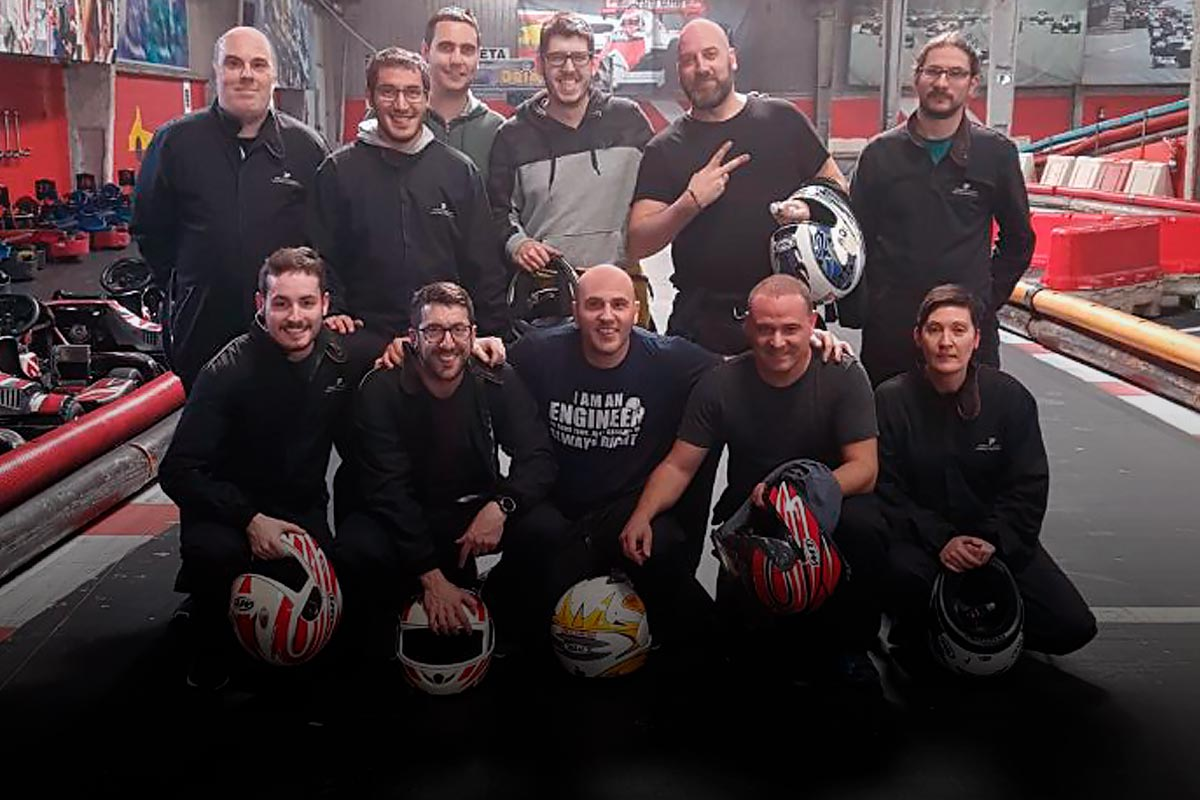 Teambuilding Karting Blog wearebab 1200x480