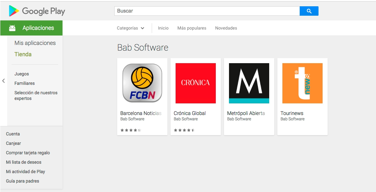BAB Apps Android